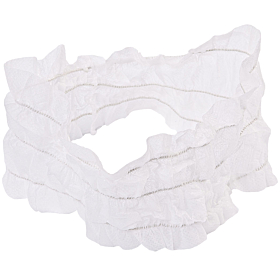 White Disposable Headband
