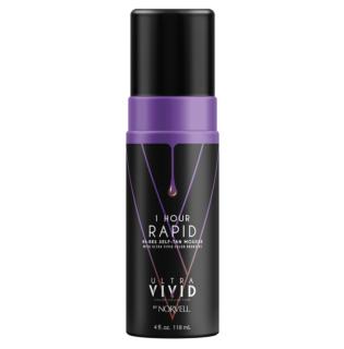 Ultra Vivid 1 Hour Rapid Hi Res Self-Tan Mousse