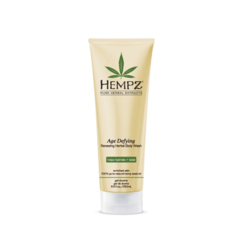HEMPZ® AGE DEFYING RENEWING HERBAL BODY WASH