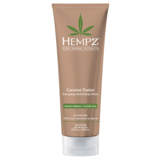 HEMPZ® Coconut Fusion Energizing Herbal Body Wash