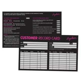 Disclaimer Cards