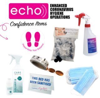 echo Confidence Pack Elements