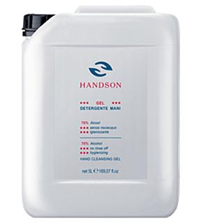 Hand Sanitising Gel 5 Litres