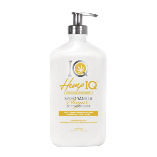 Hemp IQ™ Sweet Vanilla Sugar Body Moisturiser
