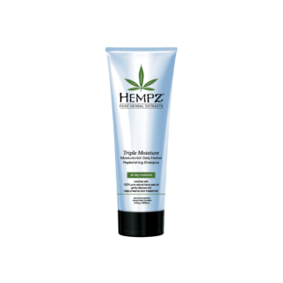 Hempz® Triple Moisture Moisture-Rich Daily Herbal Replenishing Shampoo