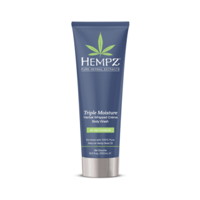 Hempz® Triple Moisture Herbal Whipped Crème Body Wash