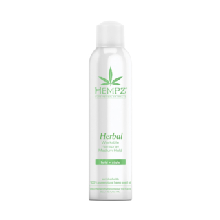 Hempz® Herbal Workable Hairspray Medium Hold