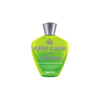 Keep Calm & Tan On Bronzer