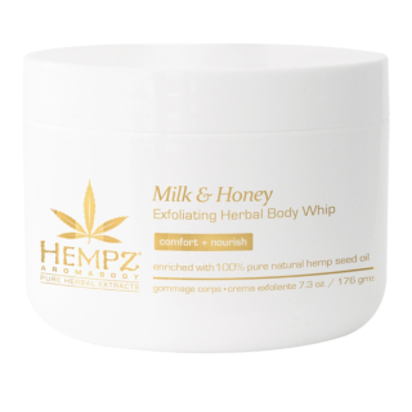 Milk & Honey Exfoliating Herbal Body Whip