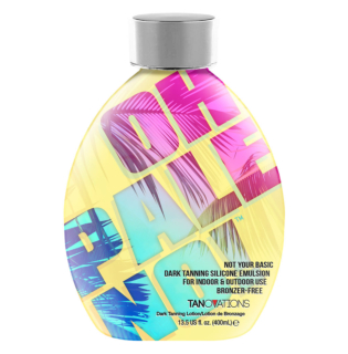 Oh Pale No!™ Golden Glow Enhancing, Silicon Infused, Skin Tone Correcting, Dark Tanning Intensifier
