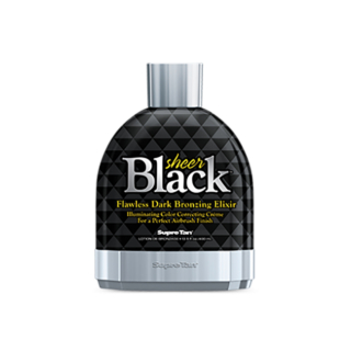 Sheer Black Flawless Dark Bronzing Elixir