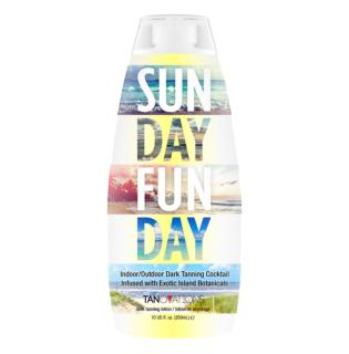 Sun Day Fun Day™ Indoor/Outdoor Dark Tanning Cocktail