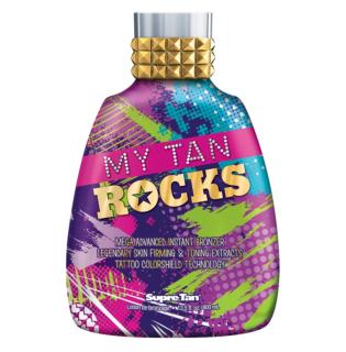 My Tan Rocks Mega Advanced Instant Bronzer