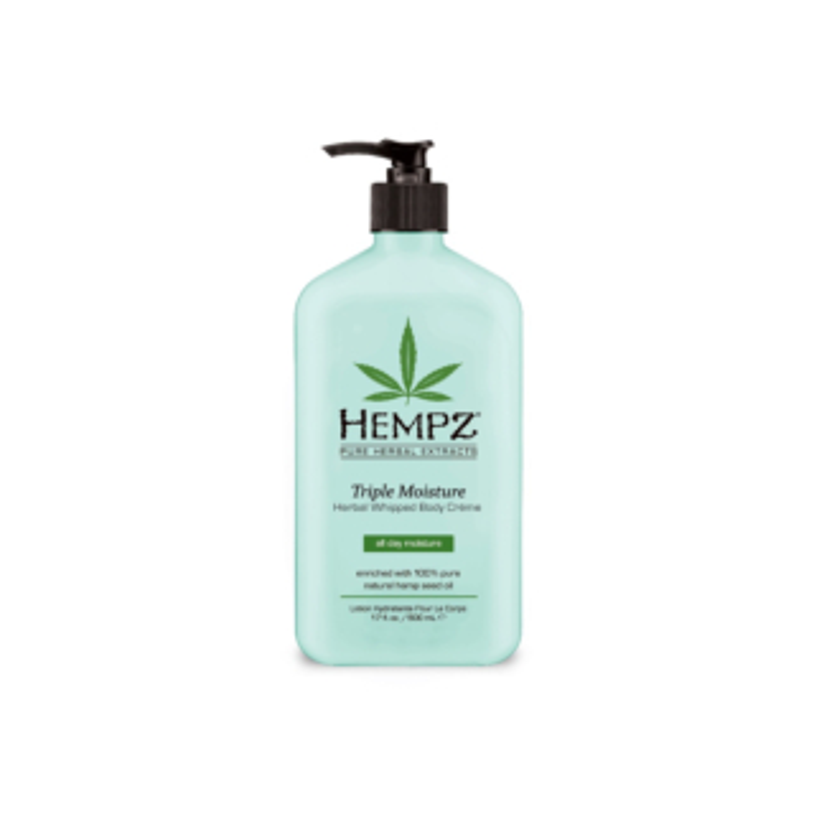 Hempz® Triple Moisture Herbal Whipped Body Creme
