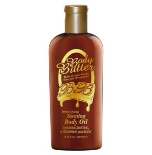 Body Butter Coconut Tanning Body Oil