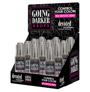 Going Darker Drops (Case/Display 12 Pcs)