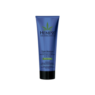 Hempz® Triple Moisture-Rich Daily Herbal Whipped Creme Conditioner and Hair Mask