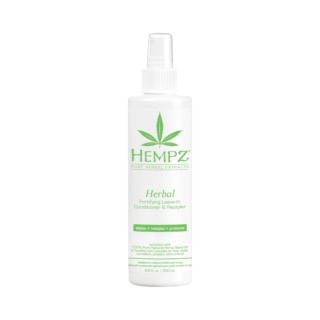 Hempz Herbal Fortifying Leave In Conditioner & Restyler