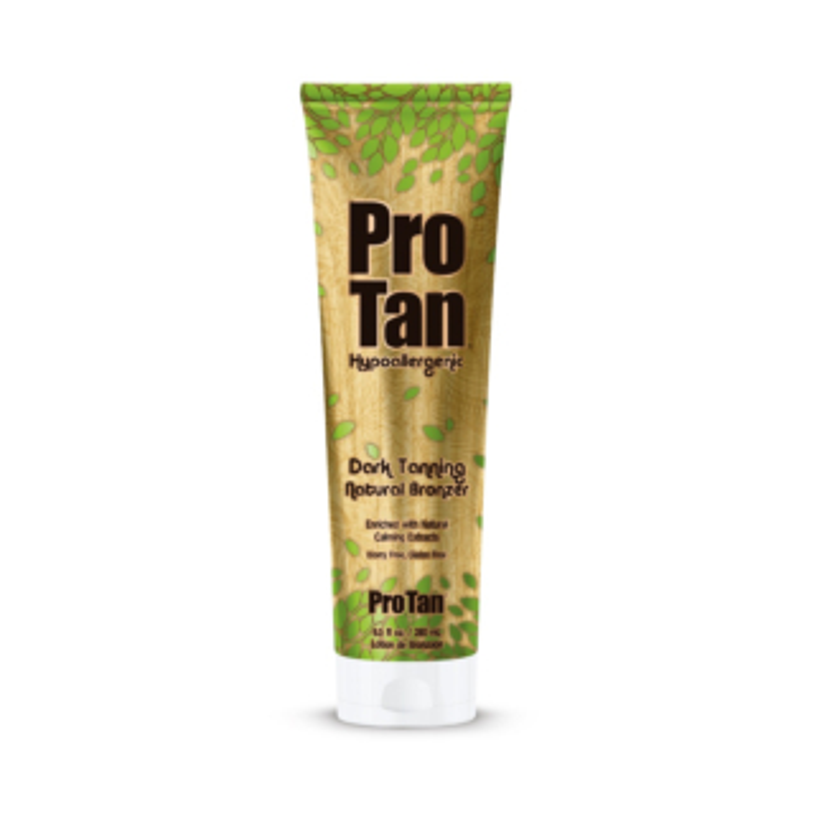 ProTan® Hypoallergenic Dark Tanning Natural Bronzer