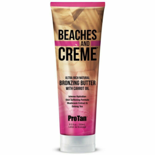 PRO TAN BEACHES AND CREME BRONZING BUTTER